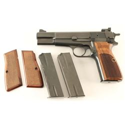 Browning Hi-Power 9mm SN: 245PV51897