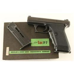 Heckler & Koch HK P7 M13 9mm SN: 71605