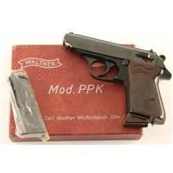 Walther PPK-L .22 LR SN: 504619LR