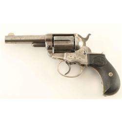 Colt 1877 Lightning .38 Cal SN: 37194