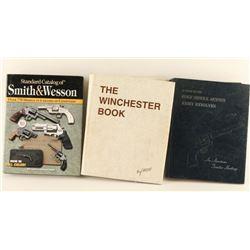 Collection of 3 Gun Books
