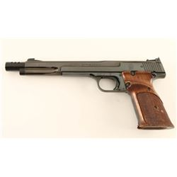 Smith & Wesson Model 41 .22 LR SN: 10879