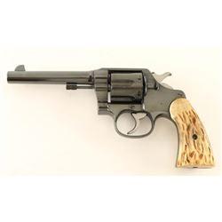Colt New Service .45 Colt SN: 321517