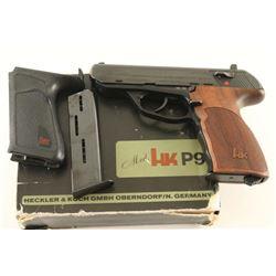 Heckler & Koch HK P9S 9mm SN: 106769