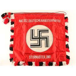 WWII Deutschland Erwache Flag