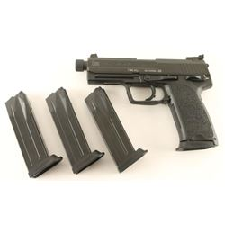Heckler & Koch USP Tactical .45 ACP