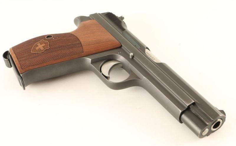 Sig P210 9mm SN: A146693