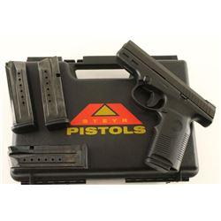 Steyr M9 9mm SN: 027499