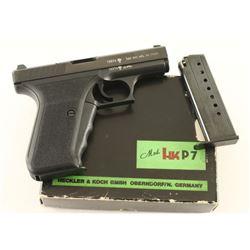 Heckler & Koch HK P7 9mm SN: 19974