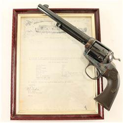 Colt Bisley .45 LC SN: 319760