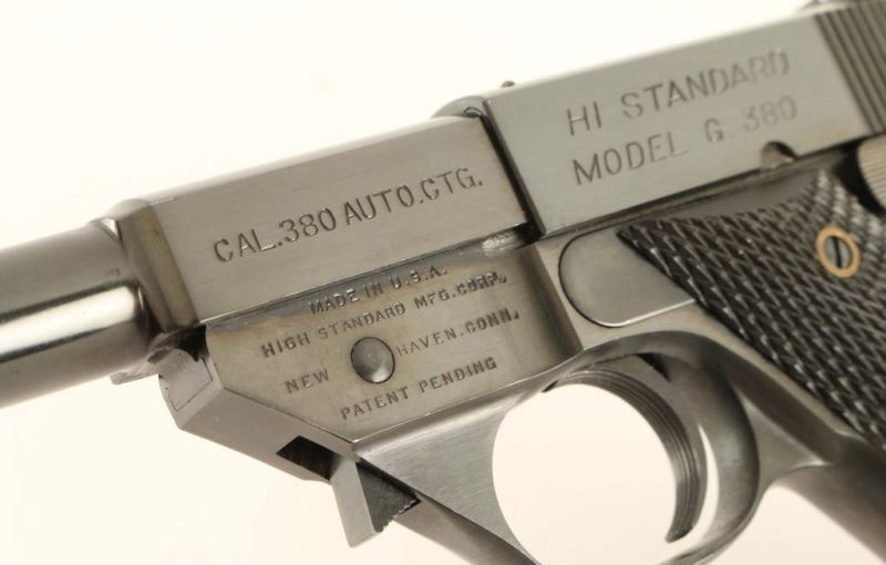 Image 4 High Standard G 380 ACP SN 797