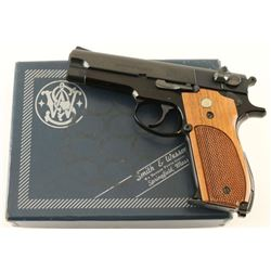Smith & Wesson 39-2 9mm SN: A148544