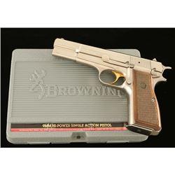 Browning Hi-Power 9mm SN: 245PM59552