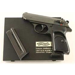 Walther PPK/S .22 LR SN: 138250S