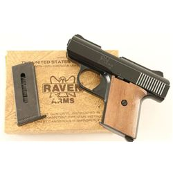 Raven Arms MP-25 .25 ACP SN: 1011694
