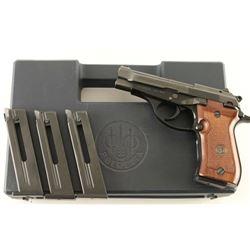 Beretta 87 Cheetah .22 LR SN: C25682U