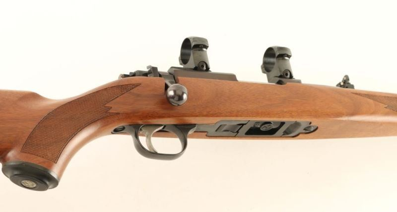 Dating en Ruger 77/22