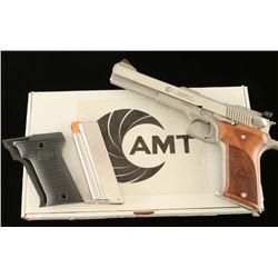 AMT Automag II .22 Mag SN: H52166