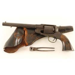 Relic Remington New Model Army SN: 140737