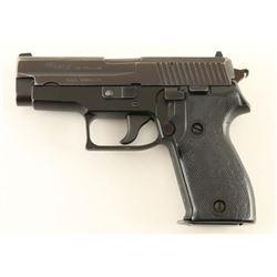 Sig Sauer P6 9mm SN: M407207