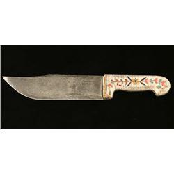 Unusual Bowie Knife