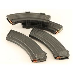 Lot of 4 AK Mags