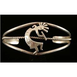 Kokopelli Cuff Bracelet