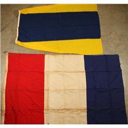 Delta & Tango Signal Flag