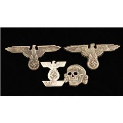 Lot of German WWII Emblems
