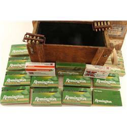Lot of 300 Remington Mag ammo