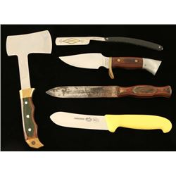 Edged Weapon Lot