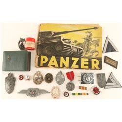 Lot of Nazi Memorabilia
