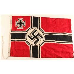 German WWII Naval Kriegsmarine Combat Swastika