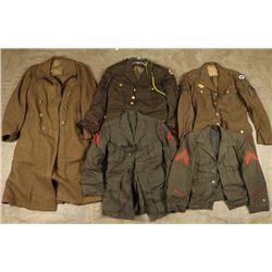 WWII Era Army & Marine Corp