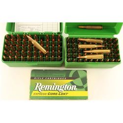 Lot of 243 Ammo Reloads