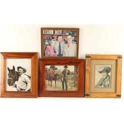 Lot of 8 Small Framed Art