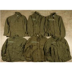 Lot of US Army Cold weathers shirts