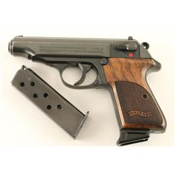 Walther PP .380 ACP SN: 70505A