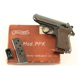 Walther PPK .32 ACP SN: 187048