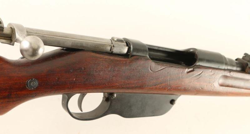 Steyr M95 Carbine 8x56Rmm SN: 527