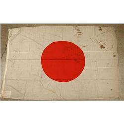 Vintage Japanese Flag