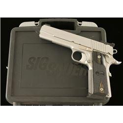 Sig Sauer 1911 Target .45 ACP SN: GS27523
