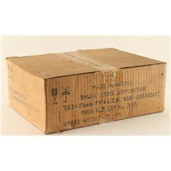 Case of 7.62x39