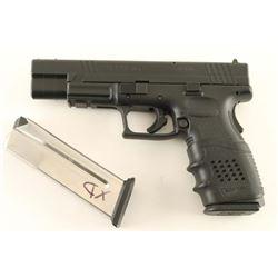 Springfield XD Tactical .45 ACP SN XD681759
