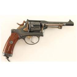 Swiss 1882 Ordnance Revolver 7.5mm SN 28100