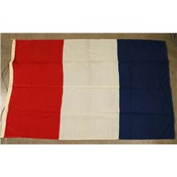 Lot 4 Maritime Signal Flags