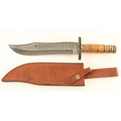 Timberwolf Bowie Knife