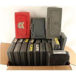 Lot of Gun Boxes
