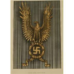 WWII National Eagle Print