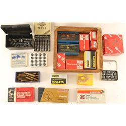 Lot of Misc Ammo & Bullets
